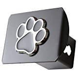 Paw Print Trailer Hitch Cover